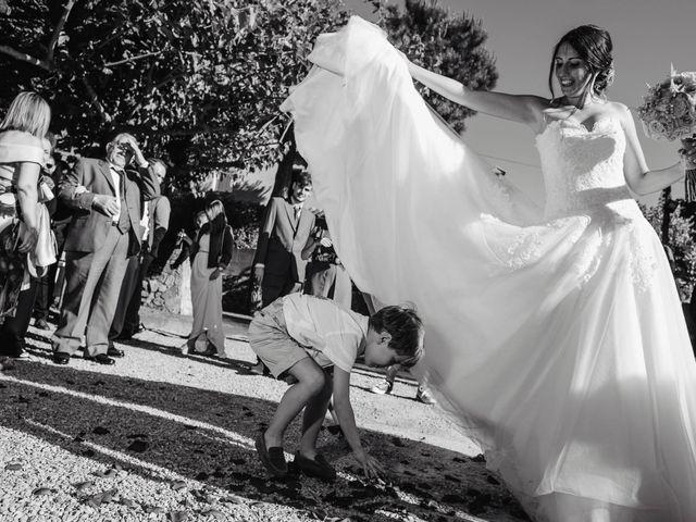 La boda de Ariadna y Juanma en Sant Fost De Campsentelles, Barcelona 19
