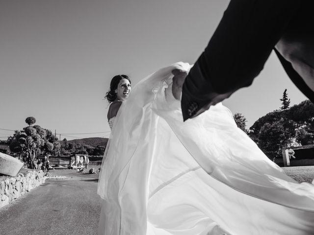 La boda de Ariadna y Juanma en Sant Fost De Campsentelles, Barcelona 21