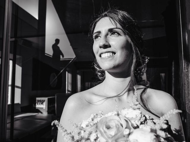 La boda de Ariadna y Juanma en Sant Fost De Campsentelles, Barcelona 1