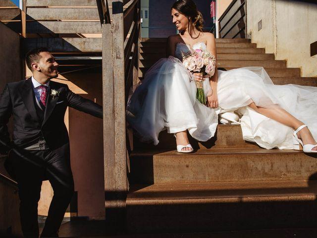 La boda de Ariadna y Juanma en Sant Fost De Campsentelles, Barcelona 24