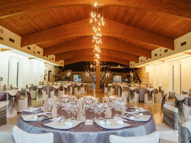 La boda de Ariadna y Juanma en Sant Fost De Campsentelles, Barcelona 34