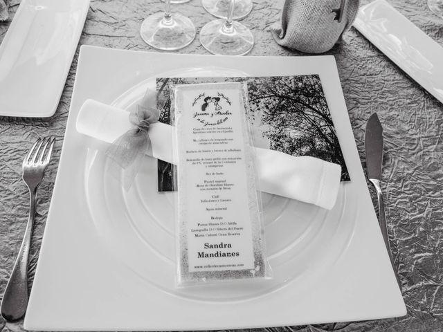 La boda de Ariadna y Juanma en Sant Fost De Campsentelles, Barcelona 35