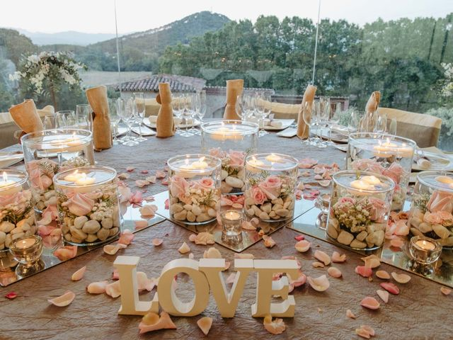 La boda de Ariadna y Juanma en Sant Fost De Campsentelles, Barcelona 36