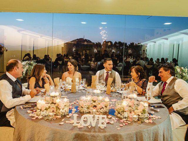 La boda de Ariadna y Juanma en Sant Fost De Campsentelles, Barcelona 38