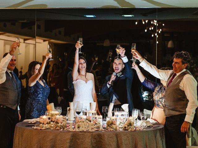 La boda de Ariadna y Juanma en Sant Fost De Campsentelles, Barcelona 45