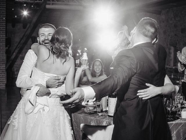 La boda de Ariadna y Juanma en Sant Fost De Campsentelles, Barcelona 51
