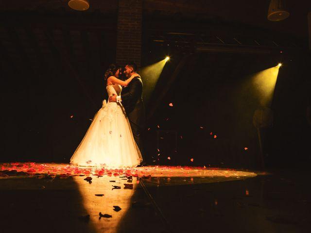 La boda de Ariadna y Juanma en Sant Fost De Campsentelles, Barcelona 57