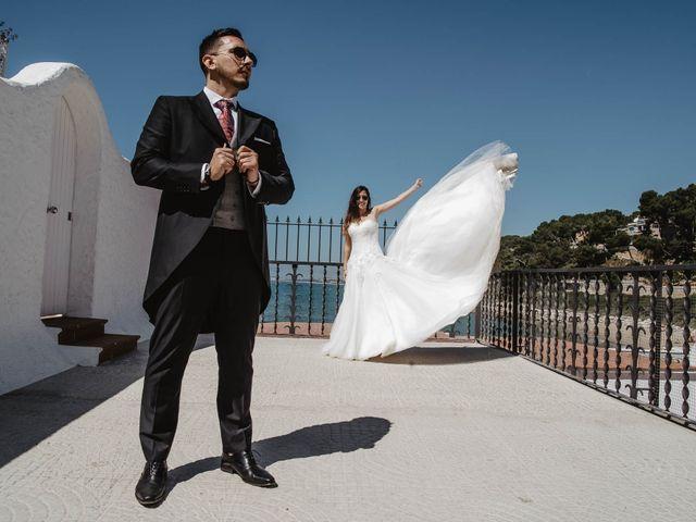 La boda de Ariadna y Juanma en Sant Fost De Campsentelles, Barcelona 65