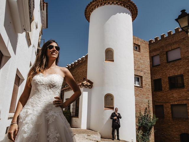 La boda de Ariadna y Juanma en Sant Fost De Campsentelles, Barcelona 66