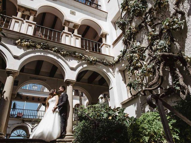 La boda de Ariadna y Juanma en Sant Fost De Campsentelles, Barcelona 68