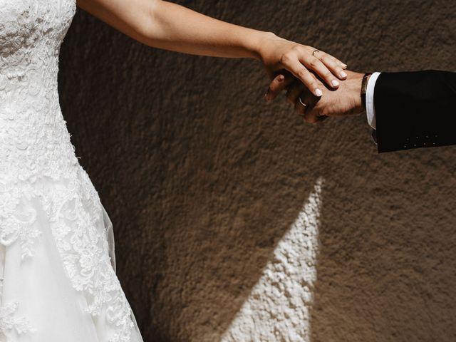 La boda de Ariadna y Juanma en Sant Fost De Campsentelles, Barcelona 71