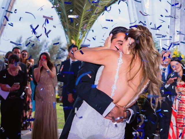 La boda de Pau y Rebeca en Madrid, Madrid 22