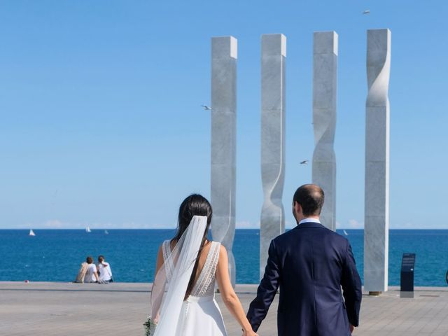 La boda de Jose y Paty en Barcelona, Barcelona 17