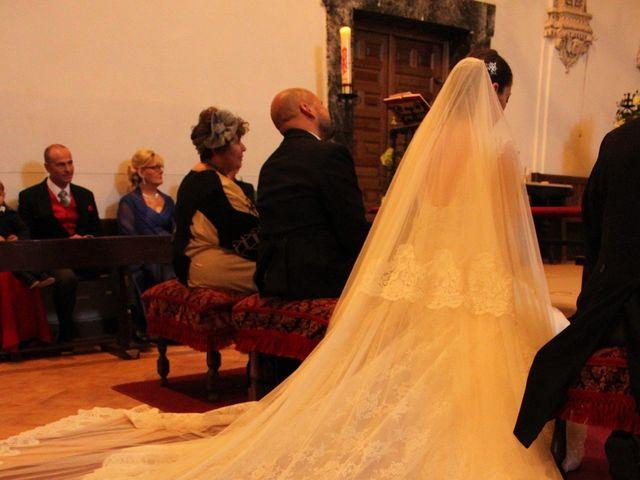 La boda de Javier y Ruth en Lupiana, Guadalajara 6