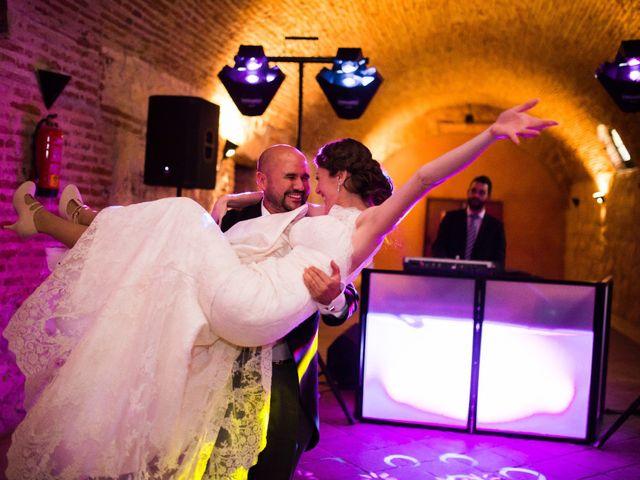 La boda de Javier y Ruth en Lupiana, Guadalajara 1