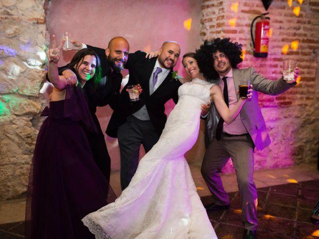 La boda de Javier y Ruth en Lupiana, Guadalajara 2