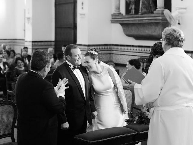 La boda de Roberto y Sara en San Jose De La Rinconada, Sevilla 16
