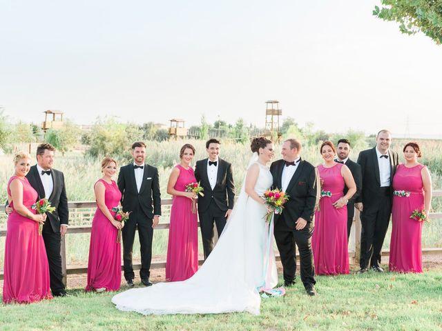 La boda de Roberto y Sara en San Jose De La Rinconada, Sevilla 24