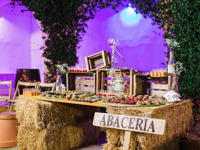La boda de Roberto y Sara en San Jose De La Rinconada, Sevilla 35