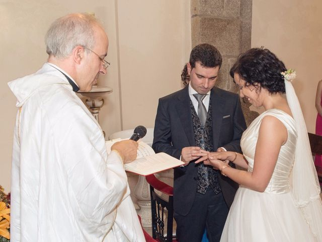 La boda de Serxio y Fátima en Santiago De Compostela, A Coruña 8