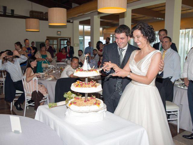 La boda de Serxio y Fátima en Santiago De Compostela, A Coruña 9