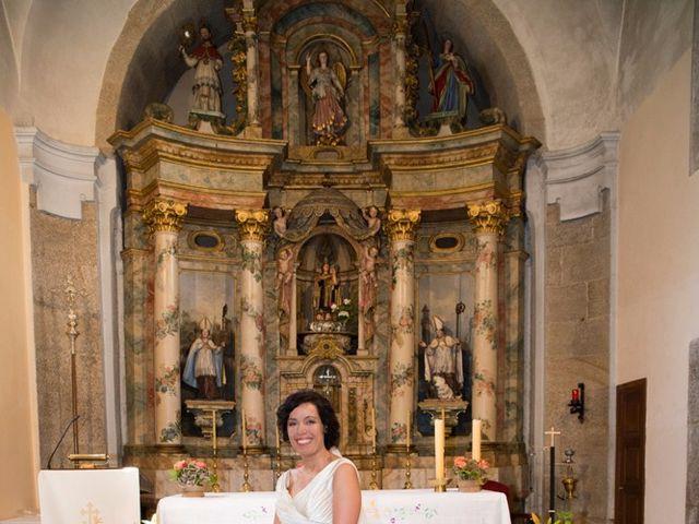La boda de Serxio y Fátima en Santiago De Compostela, A Coruña 11