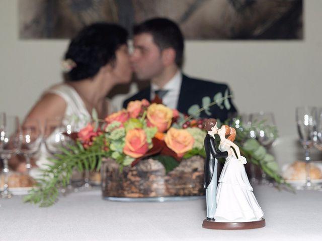 La boda de Serxio y Fátima en Santiago De Compostela, A Coruña 12