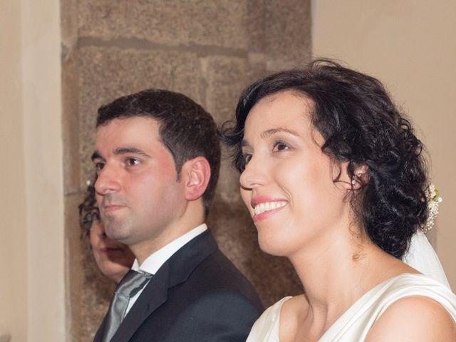 La boda de Serxio y Fátima en Santiago De Compostela, A Coruña 26