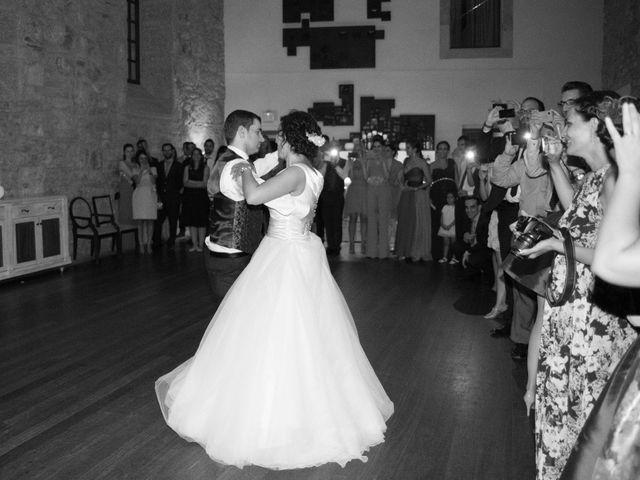 La boda de Serxio y Fátima en Santiago De Compostela, A Coruña 28