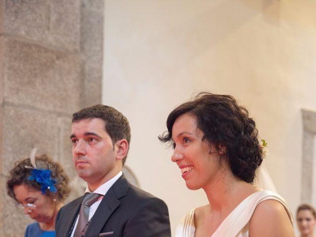 La boda de Serxio y Fátima en Santiago De Compostela, A Coruña 29
