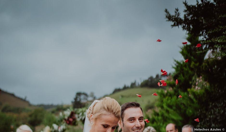La boda de Néstor y Raluca en Cangas De Onis, Asturias