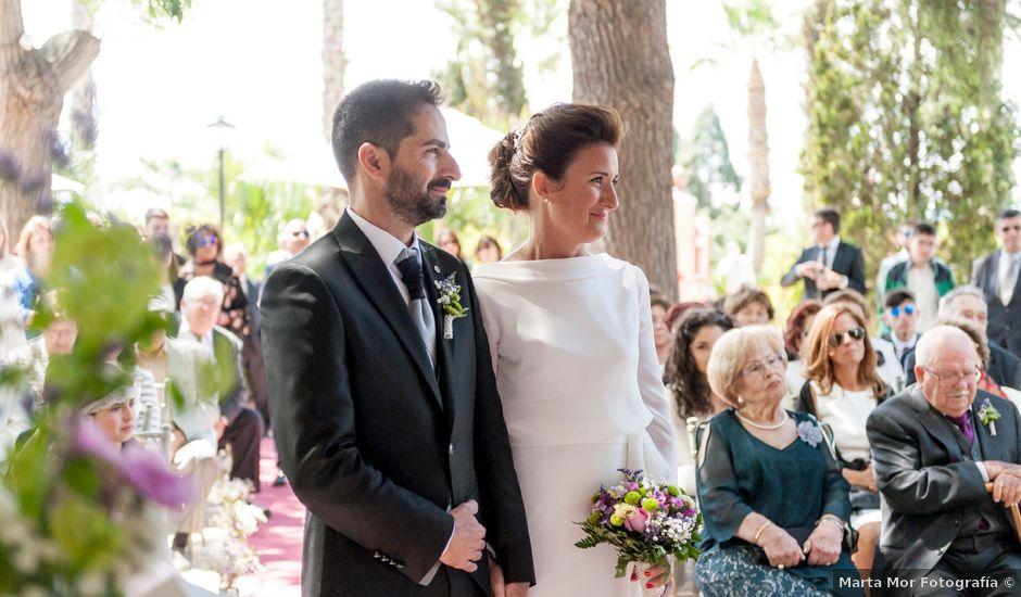 La boda de Gaspar y Silvia en Burriana, Castellón