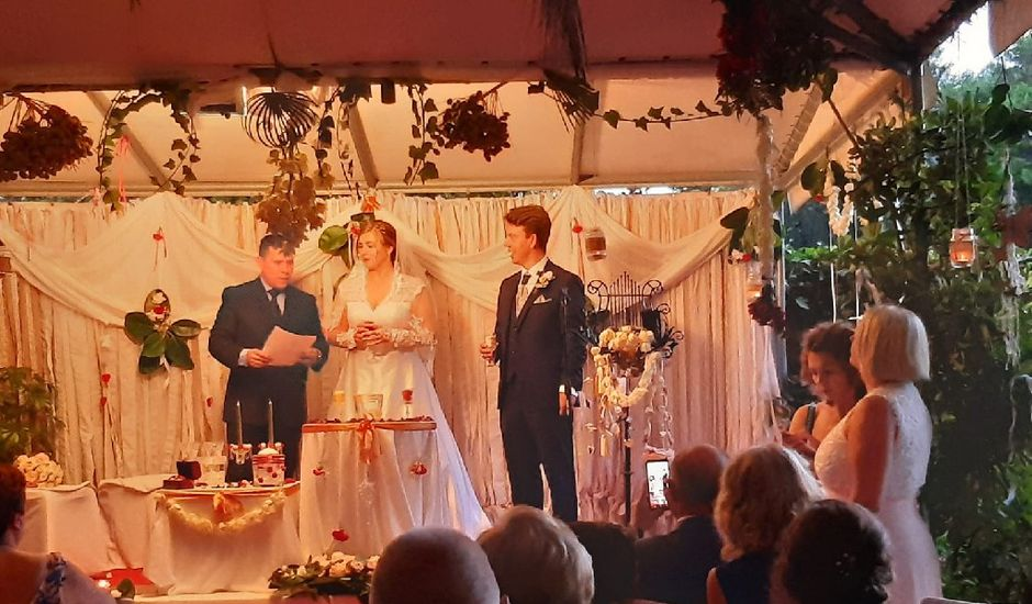 La boda de Sergio y Alisa  en San Juan De Alicante, Alicante