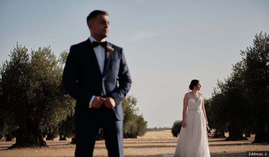 La boda de Lidia y Israel en Illescas, Toledo