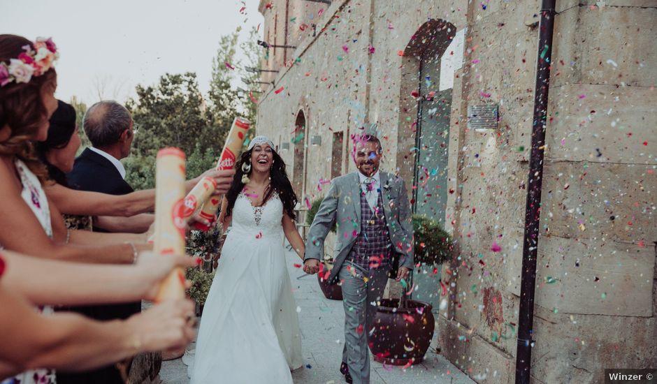 La boda de Victor y Patricia en Salamanca, Salamanca