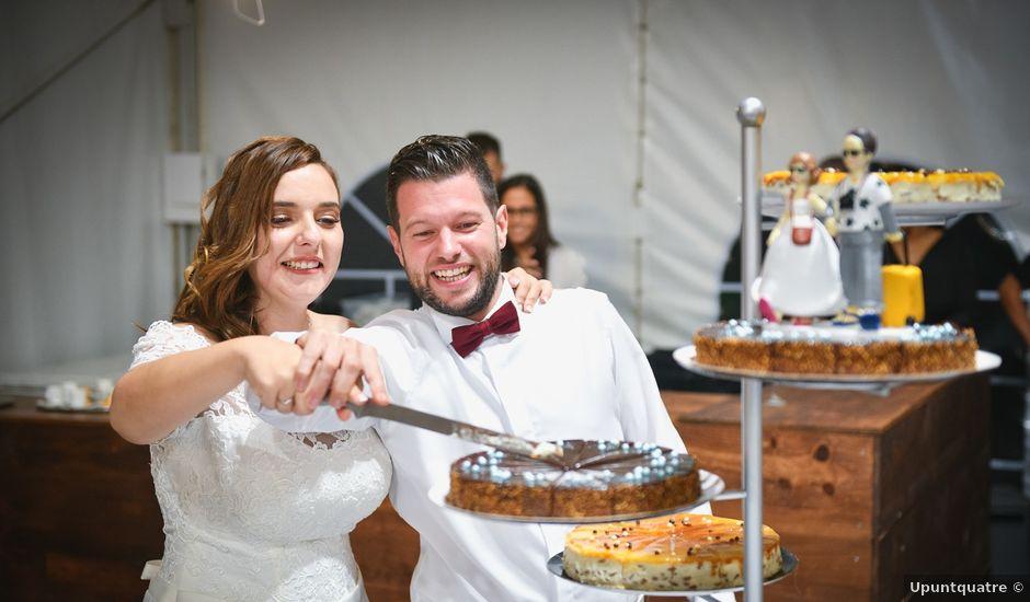 La boda de Ricard y Lidia en Sant Ferriol, Girona