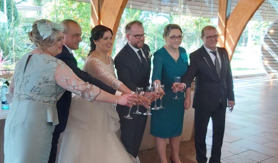 La boda de Crhisthian y Jennifer en Carcaixent, Valencia