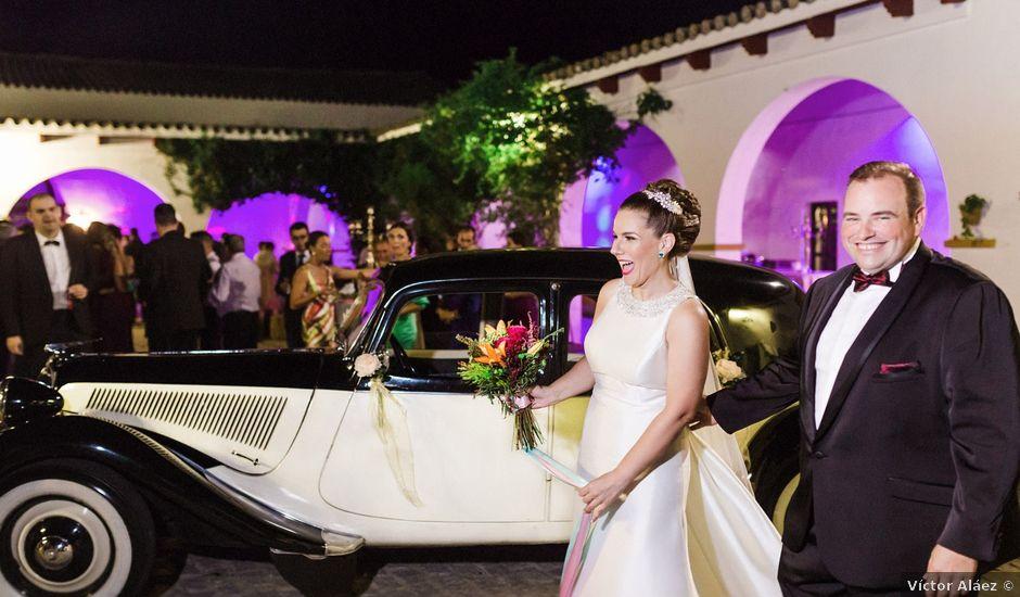La boda de Roberto y Sara en San Jose De La Rinconada, Sevilla