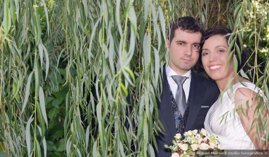La boda de Serxio y Fátima en Santiago De Compostela, A Coruña
