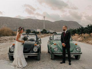 La boda de Alexandra y Saoro