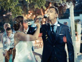 La boda de Delia y Rubén