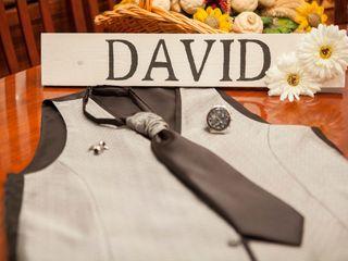La boda de Irene y David 1