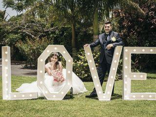 La boda de Agustina y Daniel