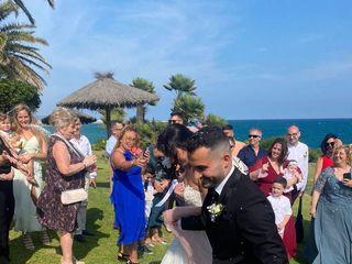 La boda de Cristina  y Eduard  2