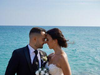 La boda de Cristina  y Eduard