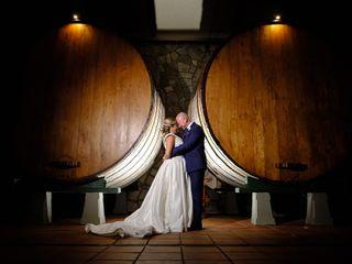 La boda de Valdes y Elena