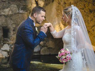 La boda de Tania y Juan