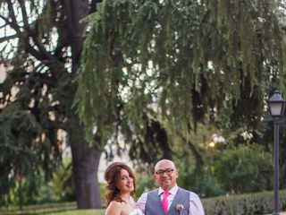 La boda de Lorena y Roge 2