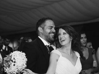 La boda de Sara y Susma