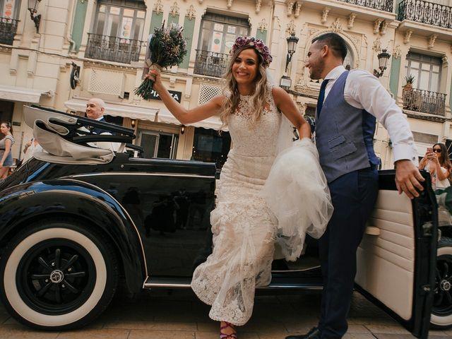 La boda de Saoro y Alexandra en Alacant/alicante, Alicante 9